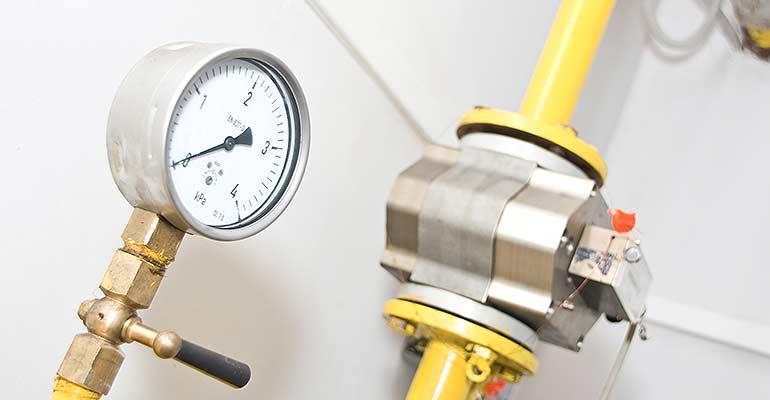 Water In Natural Gas Line Symptoms
